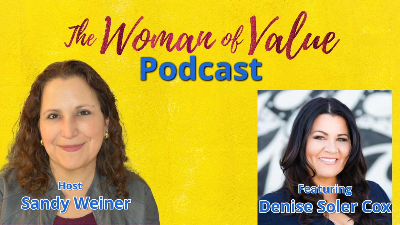 EP 5: Denise Soler Cox – From Identity Crisis to Mission-Based Entrepreneur