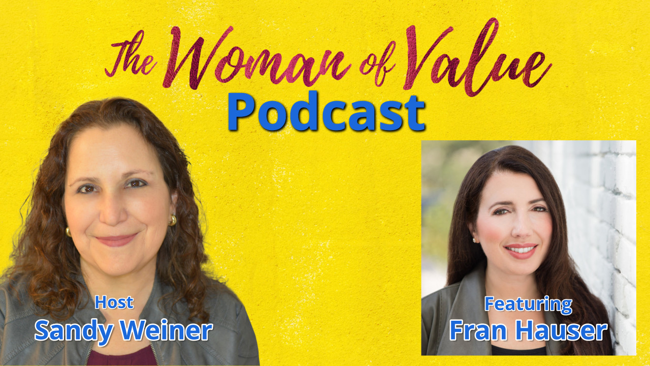 EP 7: Fran Hauser – The Art of Being Nice AND Strong