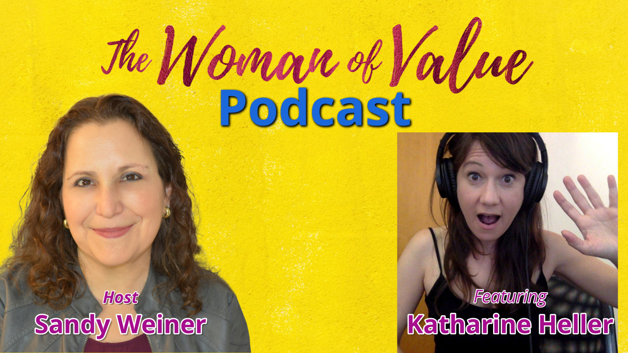EP 12: Katharine Heller – The Art of Being Perfectly Imperfect