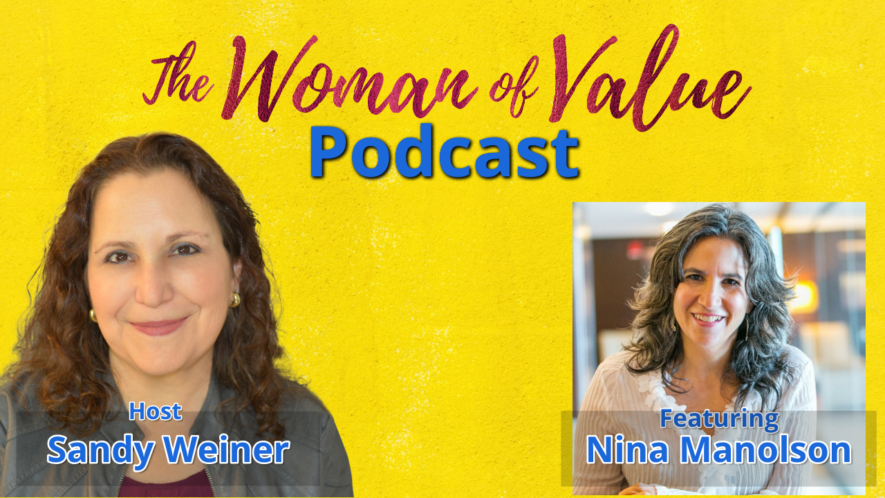 EP 9: Nina Manolson – Heal Your Relationship With Your Body