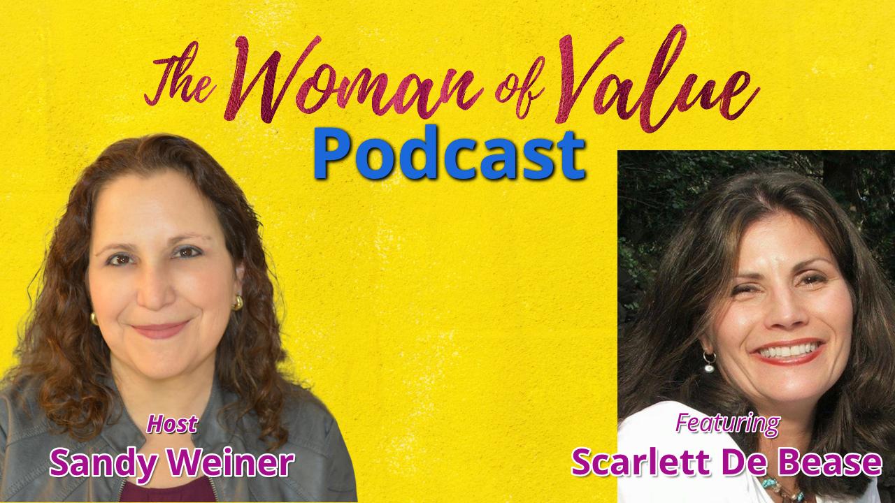 EP 11: Scarlett De Bease – The Red Hot Image Maker