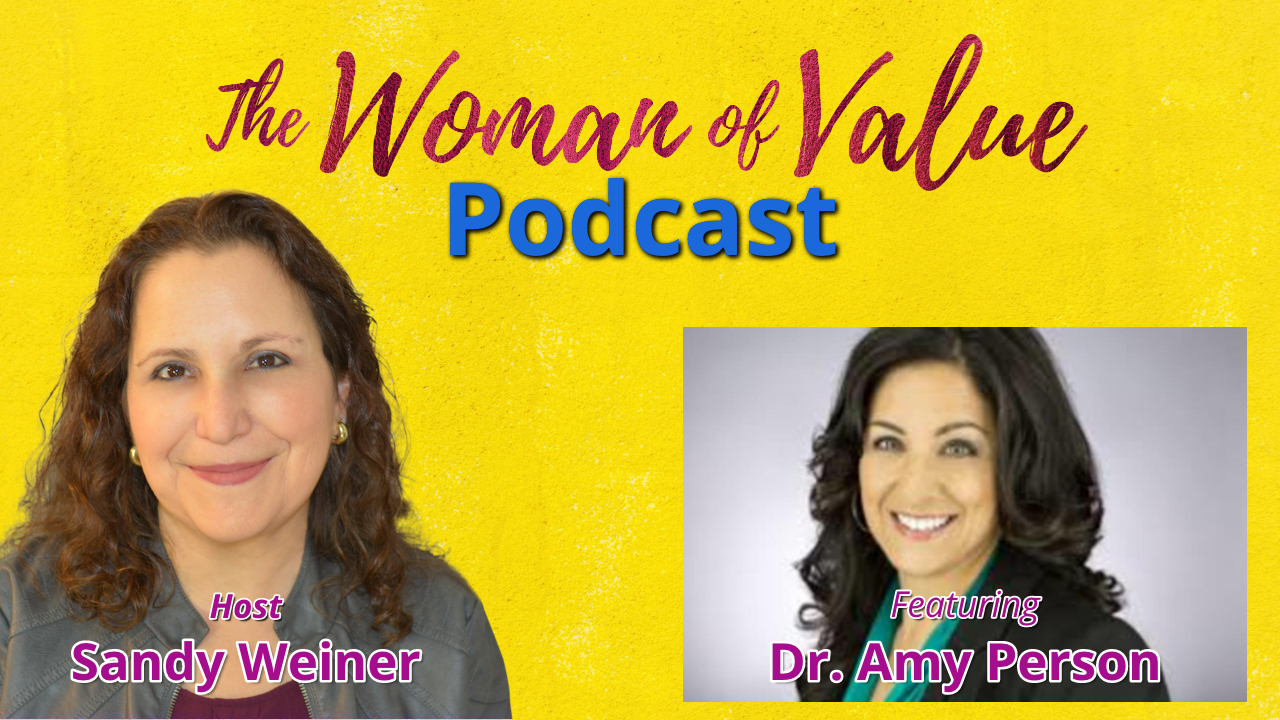 EP 17: Dr. Amy Person – Speak Up and Take a Stand for Your Health
