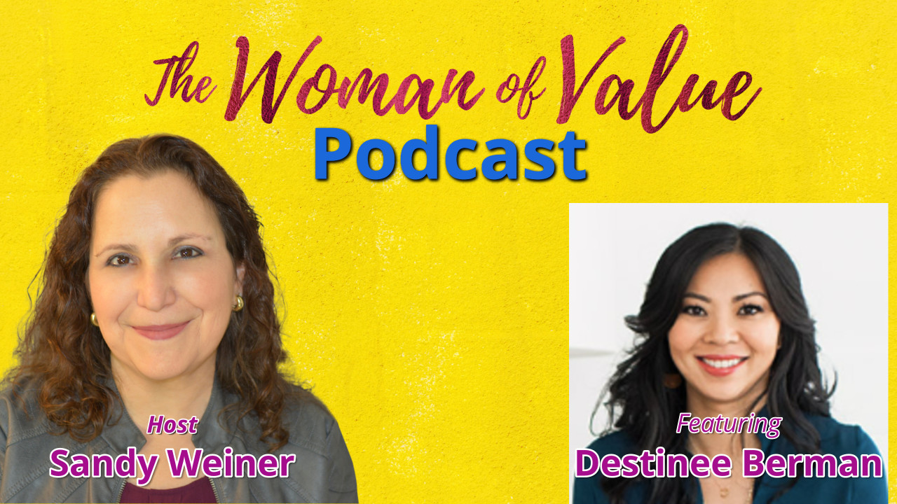 EP 13: Destinee Berman – Leaving Corporate and Building Her Own Company
