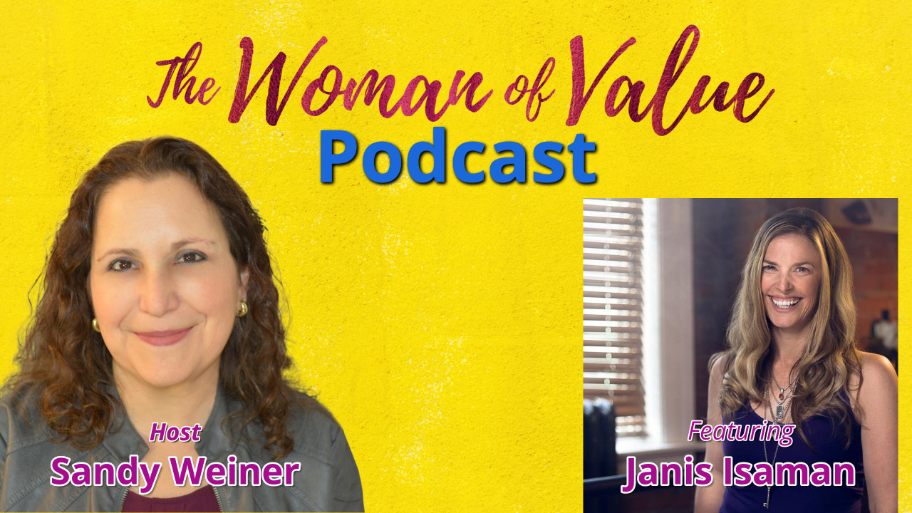 EP 16: Janis Isaman – Leaving a Successful Career to Create the Life Of Her Dreams