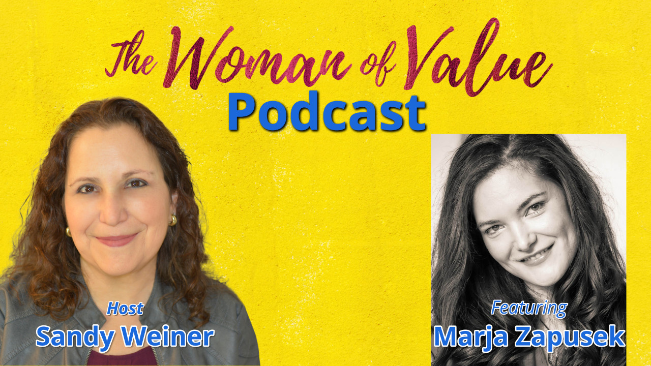 EP 18: Marja Zapusek – Thriving After Leaving an Abusive Relationship