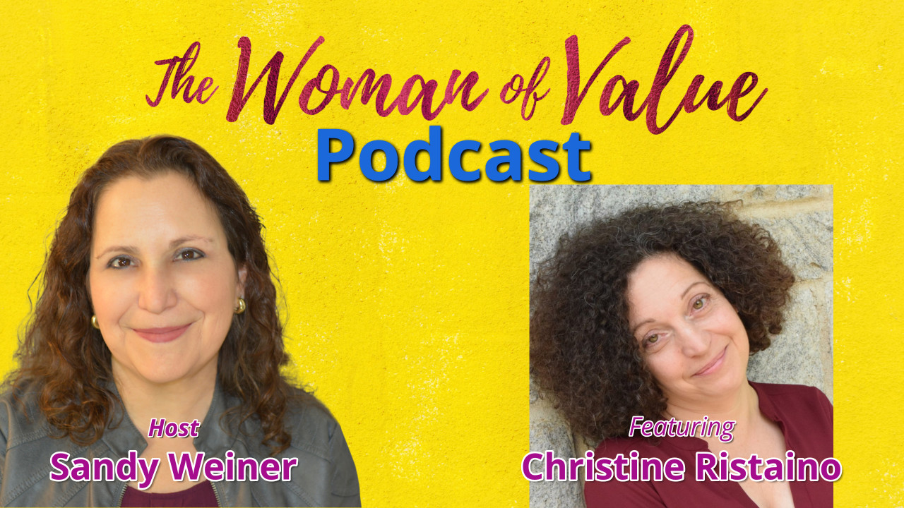 EP 21: Christine Ristaino – A Powerful Voice Against Violence and Discrimination