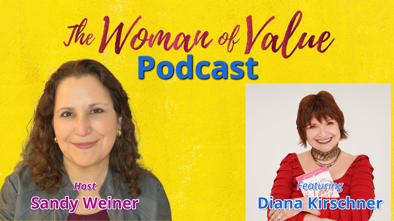 EP 20: Diana Kirschner – From Self-Loathing to Self-Love