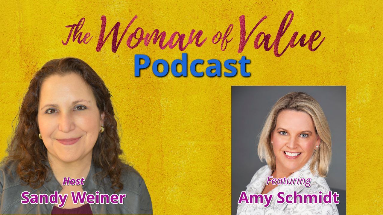 EP 23: Amy Schmidt – Fearlessly Facing Fifty and Beyond