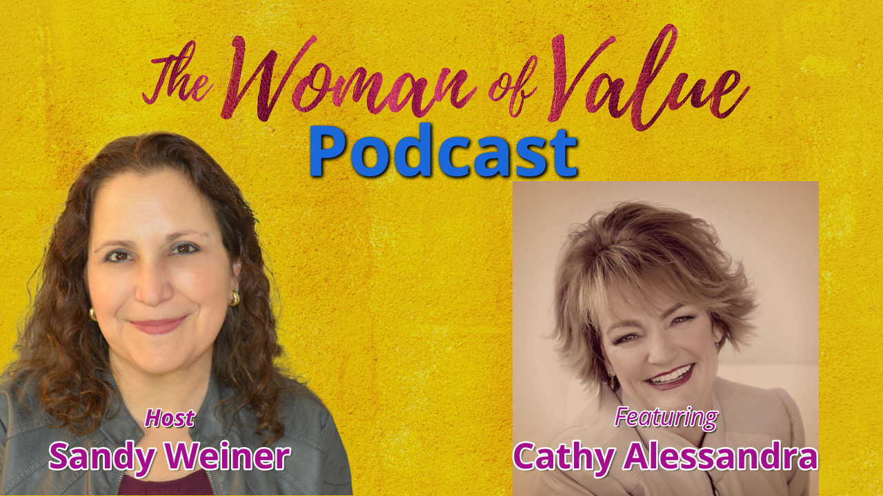 EP 22: Cathy Alessandra – Saying 'YES I Can' to Your Big Dream