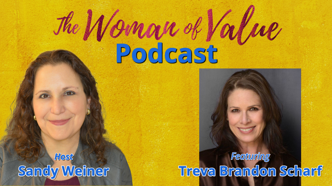S2 EP5: Treva Brandon Scharf – Done Being Single at 50