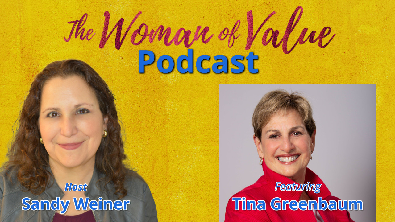Living Your Potential with Tina Greenbaum