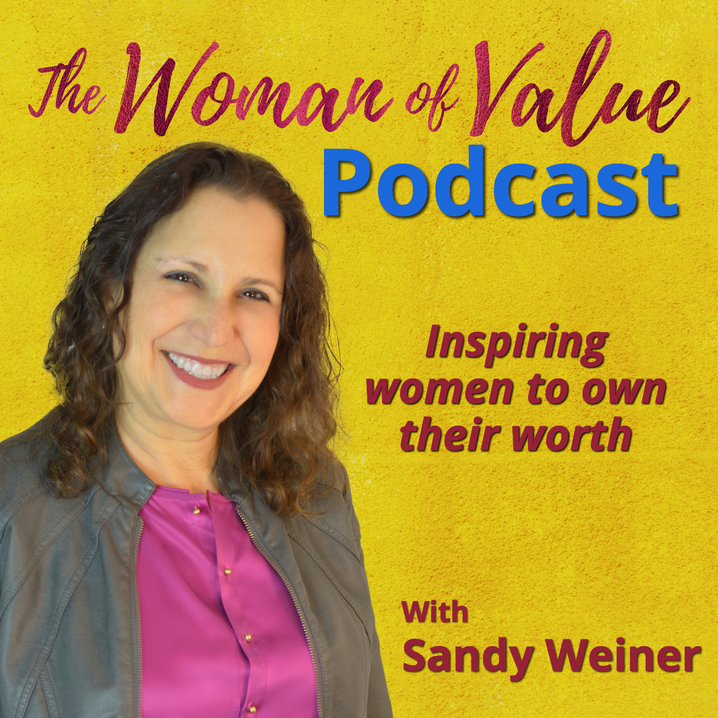 woman of value podcast image