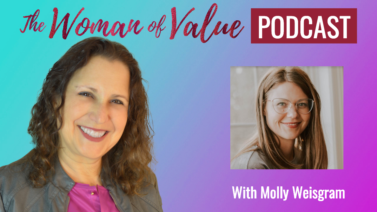 Molly Weisgram – Finding Your Voice