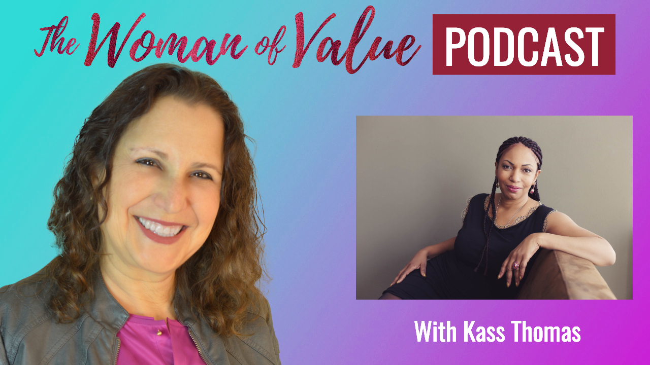 Kass Thomas – Don't Be Afraid to Change Direction