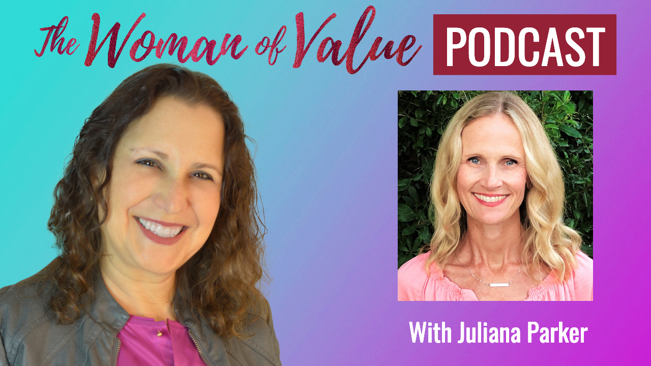 Juliana Parker – The Power of Being Kind to Yourself